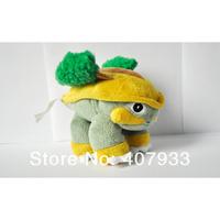 Pokemon 1pcs 12cm/5inch Pokemon Grotle Plush Doll Pokemon toy Pikachu Stuffed Animal soft plush Toy retail