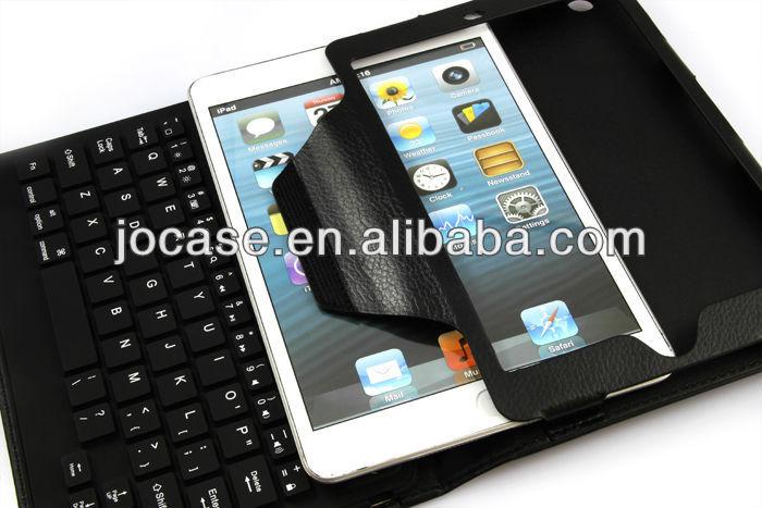 Silicon+pu for Ipad mini bluetooth keyboard