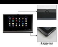 Cheapest A13 tablet Q88 Android 4.0 Capacitive Screen Tablet with 512M 4GB Camera WIFI Allwinner Q88 A13 Table PC