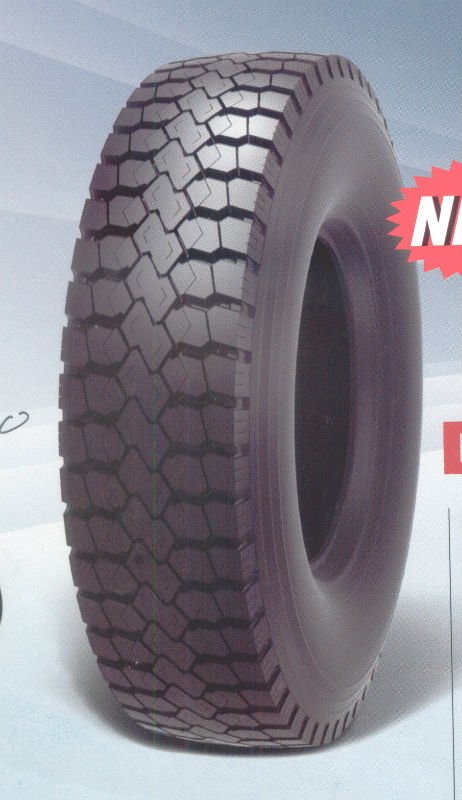 double happiness brand radial truck & bus tyre