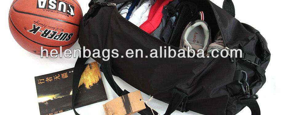 Waterproof Ripstop Folding Promotional Travel Bag