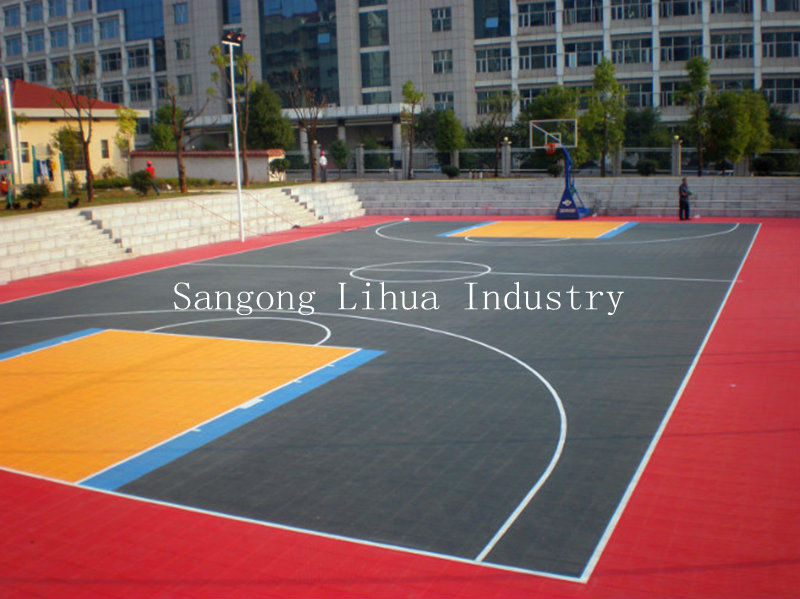 PP concrete floor coating/sports floor coating/sports floor protector