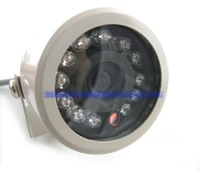 Guaranteed 100% 12 LED Light 420TVL CCTV Night Vision Security CMOS wide angle mini watch camera with audio