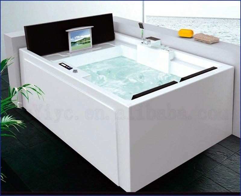 heißer verkauf wasser surfen massage badewanne tv-badewanne, Hause ideen