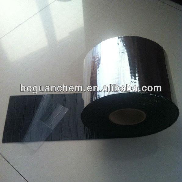 bitumen sealing tape,asphalt roofing membrane,self adhesive bitumen membrane