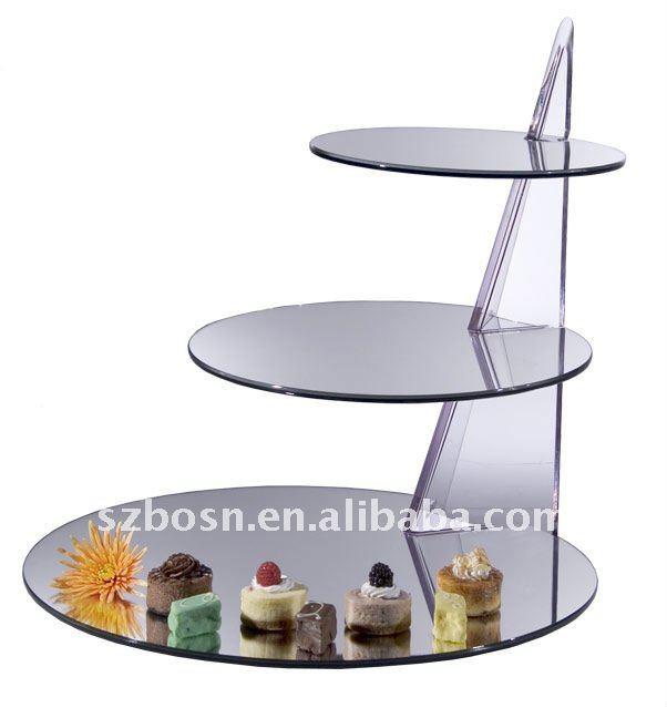 3-layer cake stand