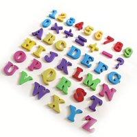 26 Letter Alphabet Number Sign Fridge Whiteboard Magnet Baby Kid Educational Toy[010484]