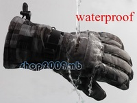 Лыжные перчатки Hot Sell Waterproof Snowboard Gloves for Ski & Outdoor Sports in Winter