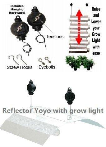 600W Hydroponics Grow Light Kit - 34 Grow Light System