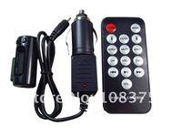 Мини 3 в одном удаленном fm передатчик излучатель/пульт дистанционного управления для iphone 4 & ipod, Мини заказ 1 шт