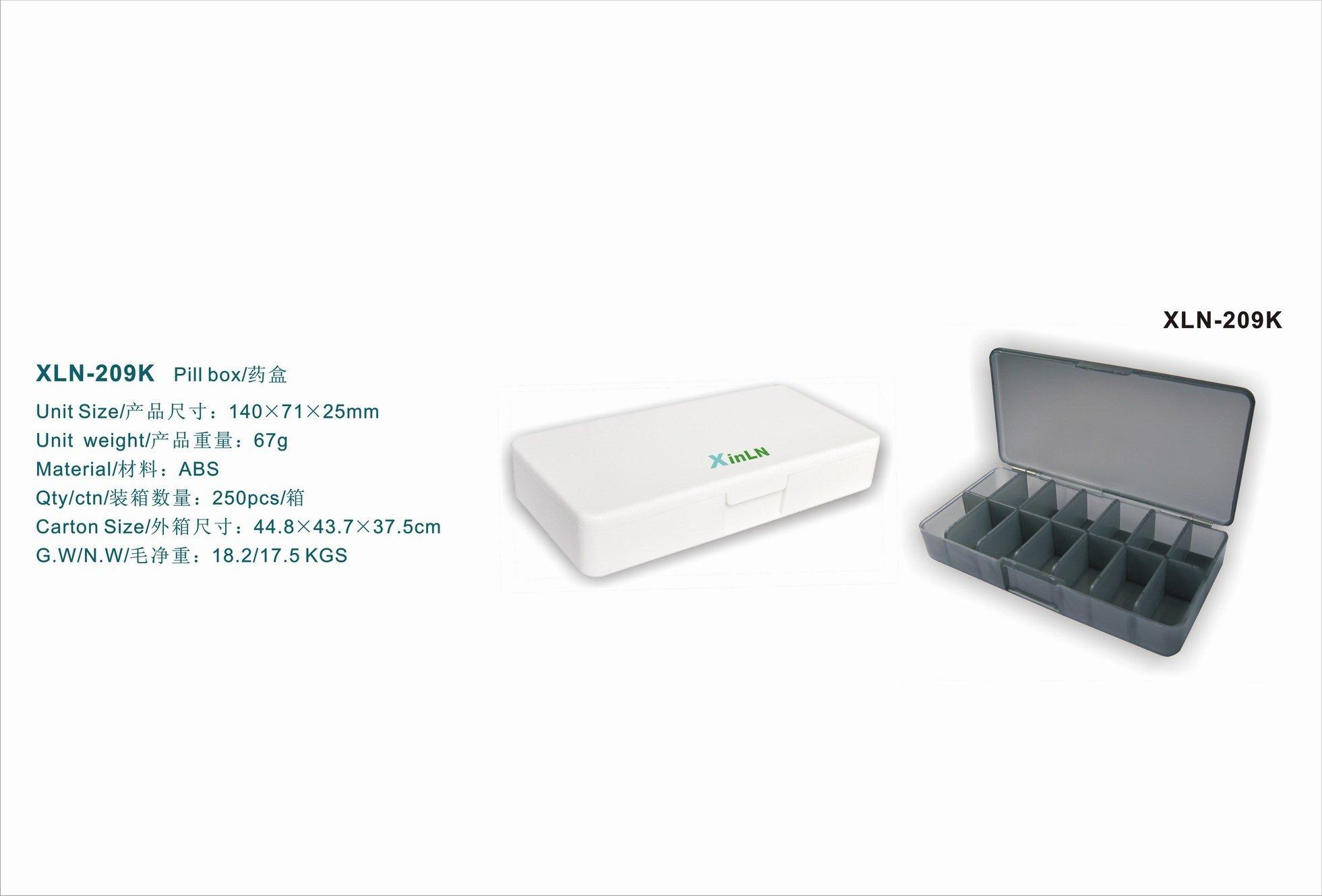 pill box (XLN-209K)