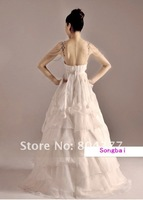 Свадебное платье Princess 2012 Strapless Bridal Wedding Dress Best quality Best Price