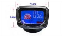 Система помощи при парковке 4 Car Parking sensor system Car Backup Reverse Radar Kit LCD display