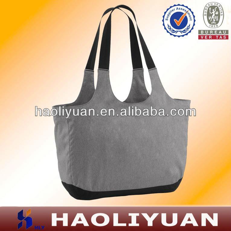 Polyester fashion pink handbags bags