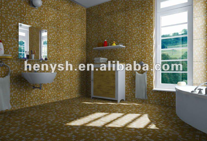 Badezimmer Ideen Mosaik Ikea ~ Ideen Für Die Innenarchitektur ... Badezimmer Gold Mosaik