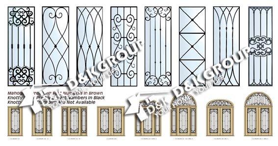 Porta de ferro forjado-Portas-ID do produto:435720863-portuguese ...