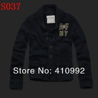 Мужской кардиган High Quality Brand New Men's Sweater Cardigans Knitwear Casual Sweater #/S029