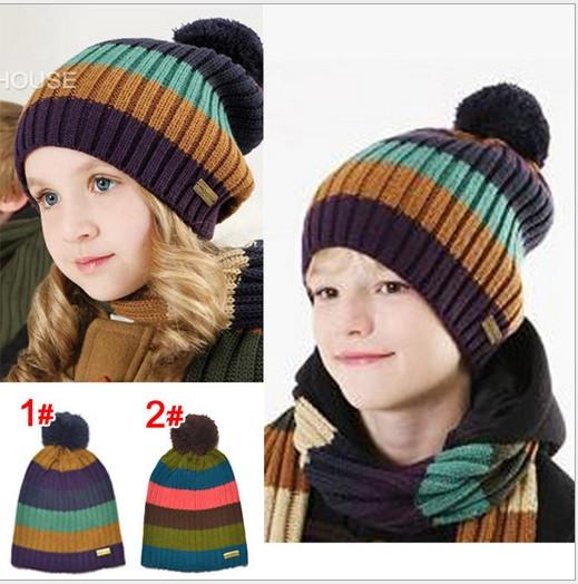 Вязанье шапок для подростков