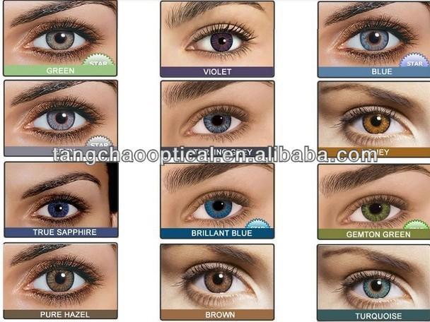 Freshlook Colors Contact Lenses Color Contact Lenses