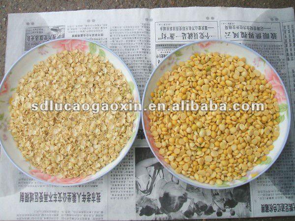 Shidefu 6FW-B4 lima bean peeling machine