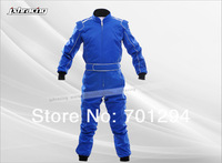 The Latest 2 Layer One Piece Karting Racing Suit