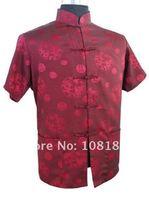 Мужская повседневная рубашка Tangzhuang,  A016