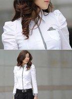 Женские блузки и Рубашки 2011 designer100% WTS004