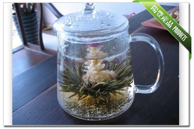 blooming art tea