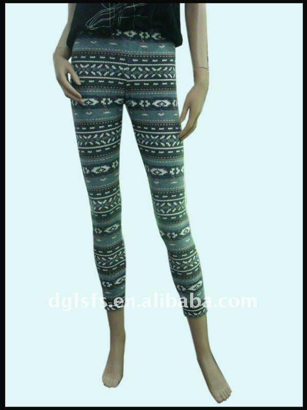ladies wool leggings tights