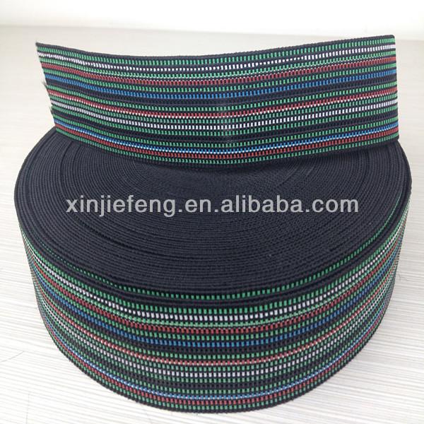 woven jacquard elastic