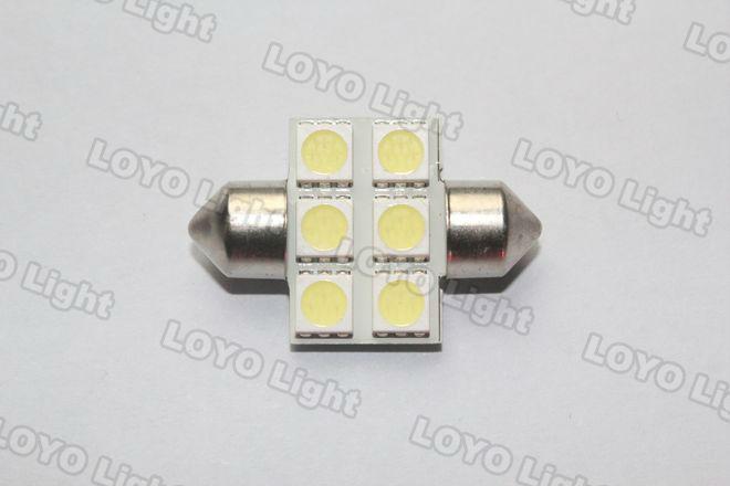 Super bright!! 31mm 5050 smd auto light,car led lamp,auto led bulb