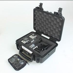Waterproof IP67 hard plastic case