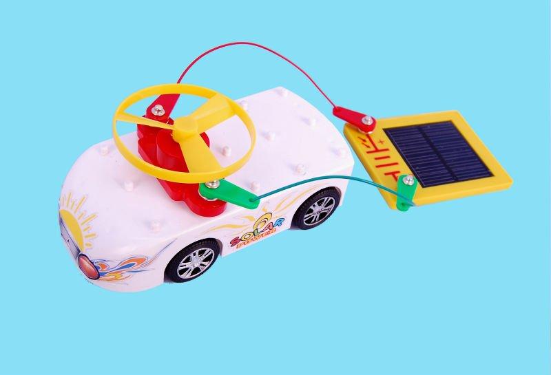 DIY Solar electric cars