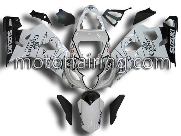 ABS Motorcycle Fairings For Suzuki GSX-R 600/750 K4 2004 2005 Years Sportbike
