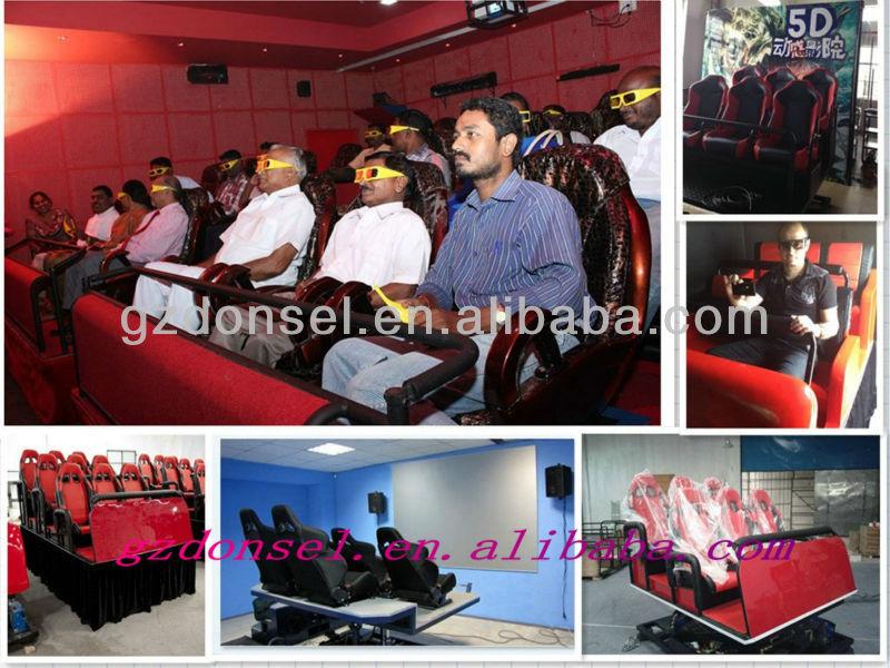 Pefect 5D Cinema Simulator