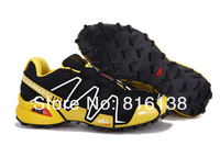 Мужские кроссовки Salomon men sport shoes 2013 discount fashion running shoes hot sale good quality Salomon men shoes