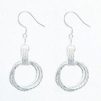 Серьги висячие earrings.925 earrings.925 .