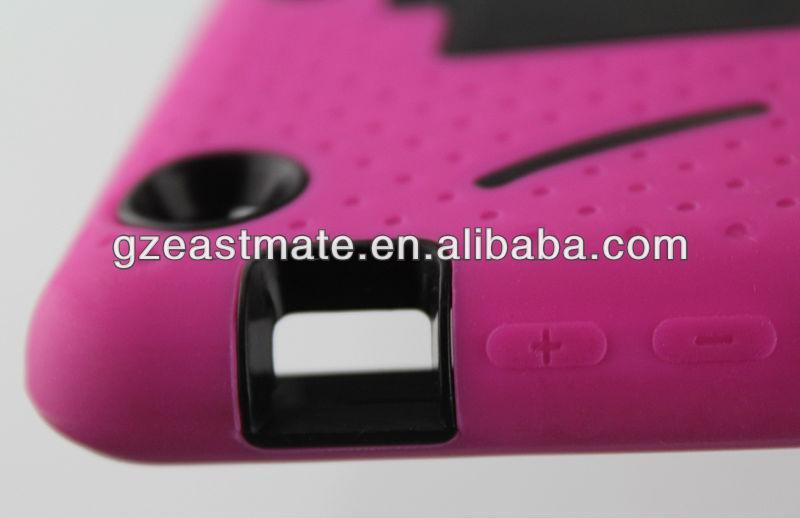 Kickstand Hard Case for ipad mini cellphone robot case