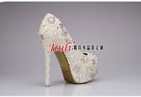 Туфли на высоком каблуке 140