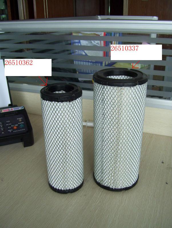 Air Filter 26510337,26510342,26510362,26510362&26510337