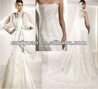 Свадебные платья Контракт любви mz380