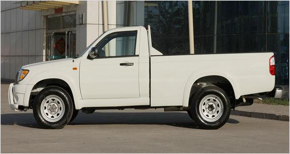 KINGSTAR MARS Z2 2WD Gasoline / Diesel Single Cab Pickup