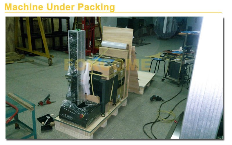 Plastic film universal testing machine manufacturer/universal testing machine price FT-3