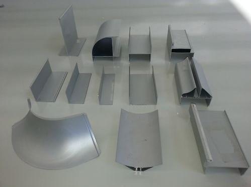 Aluminium Extrusions Angle
