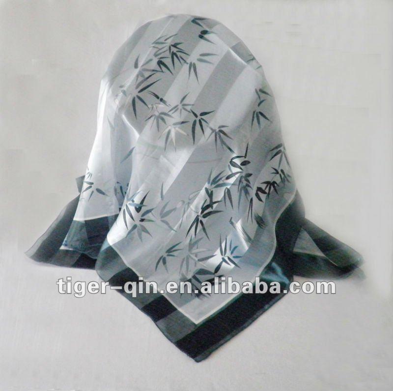New polyester scarfs 2012