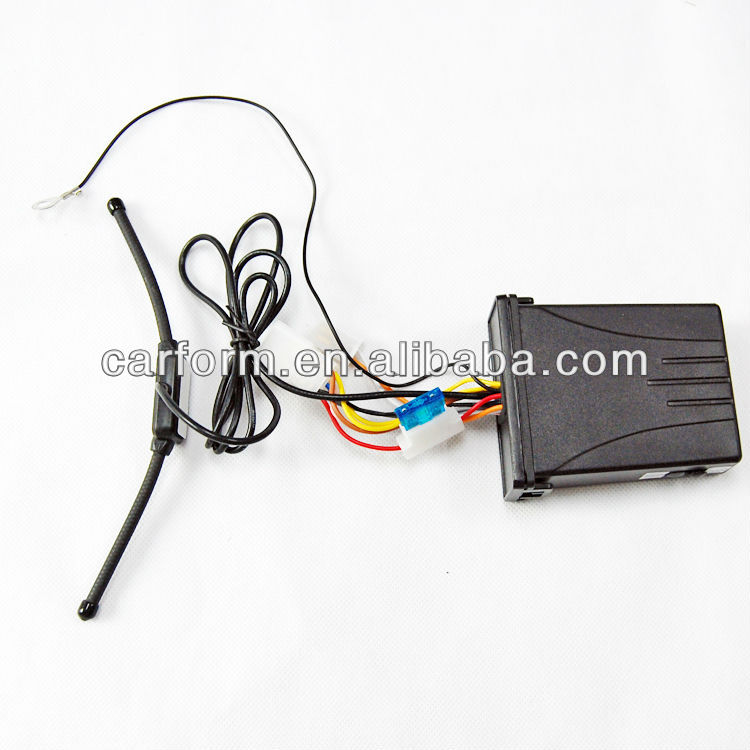 New design motorcycle alarm system two way motorcycle alarm system