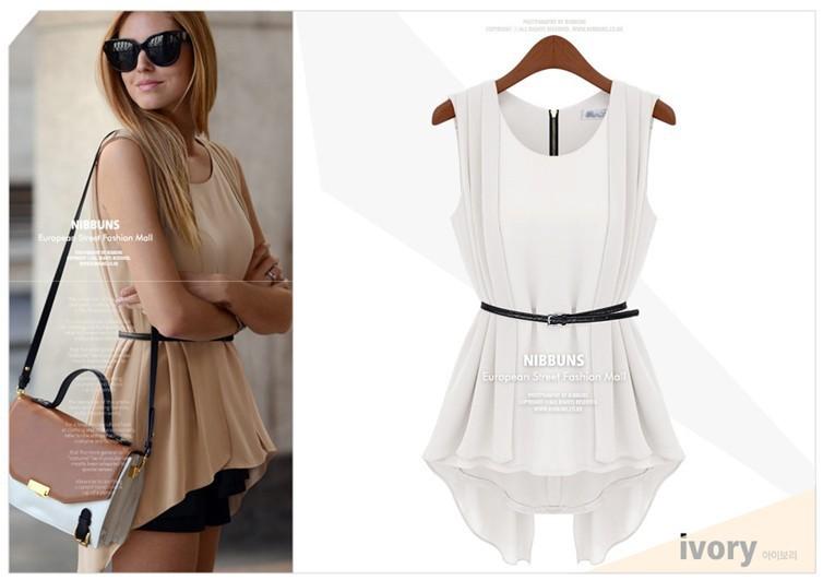 Блузка с короткими рукавами своими руками