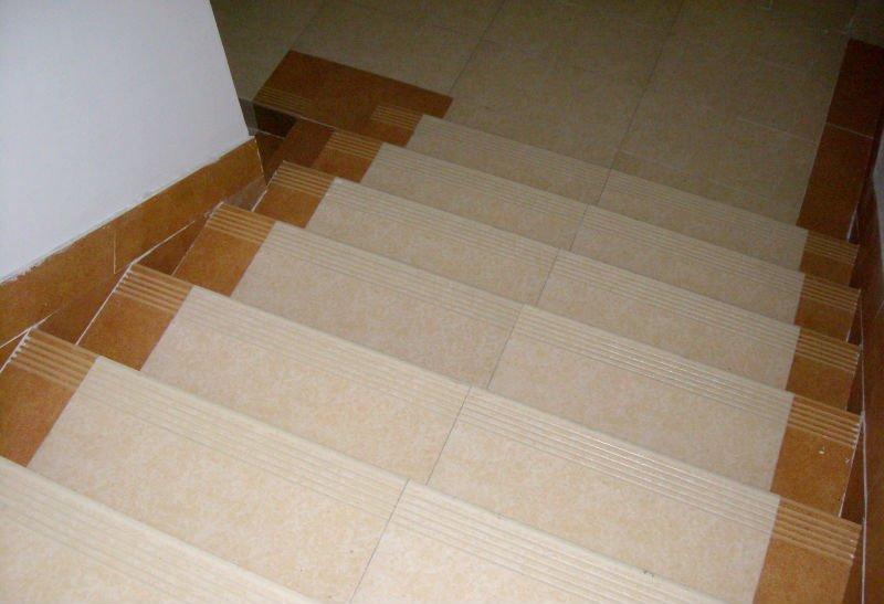 Barato 300 300 mm cer mica r stica escada telha - Ceramica para exteriores ...