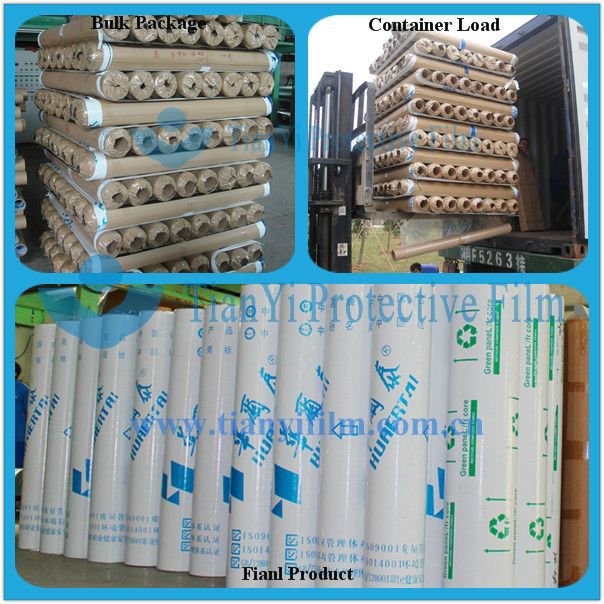 Protective film for wood,Packaging plastic film,Glass protective film