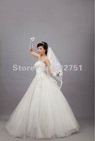 Свадебная фата 2 TS010